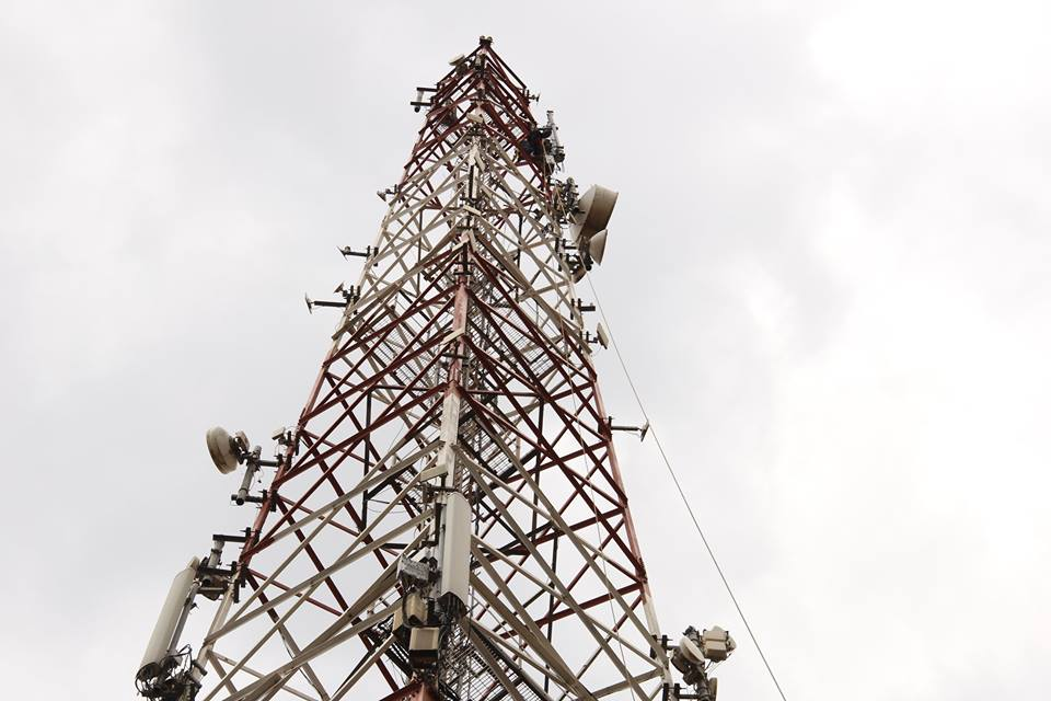 Non-ionizing radiation is relatively low-energy radiation that can't ionize atoms or molecules, says atomic energy council of Uganda Africell Uganda Mast