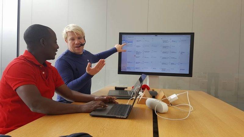 Ugandan techpreneur Ronald Katamba scores major Apple, Microsoft gigs