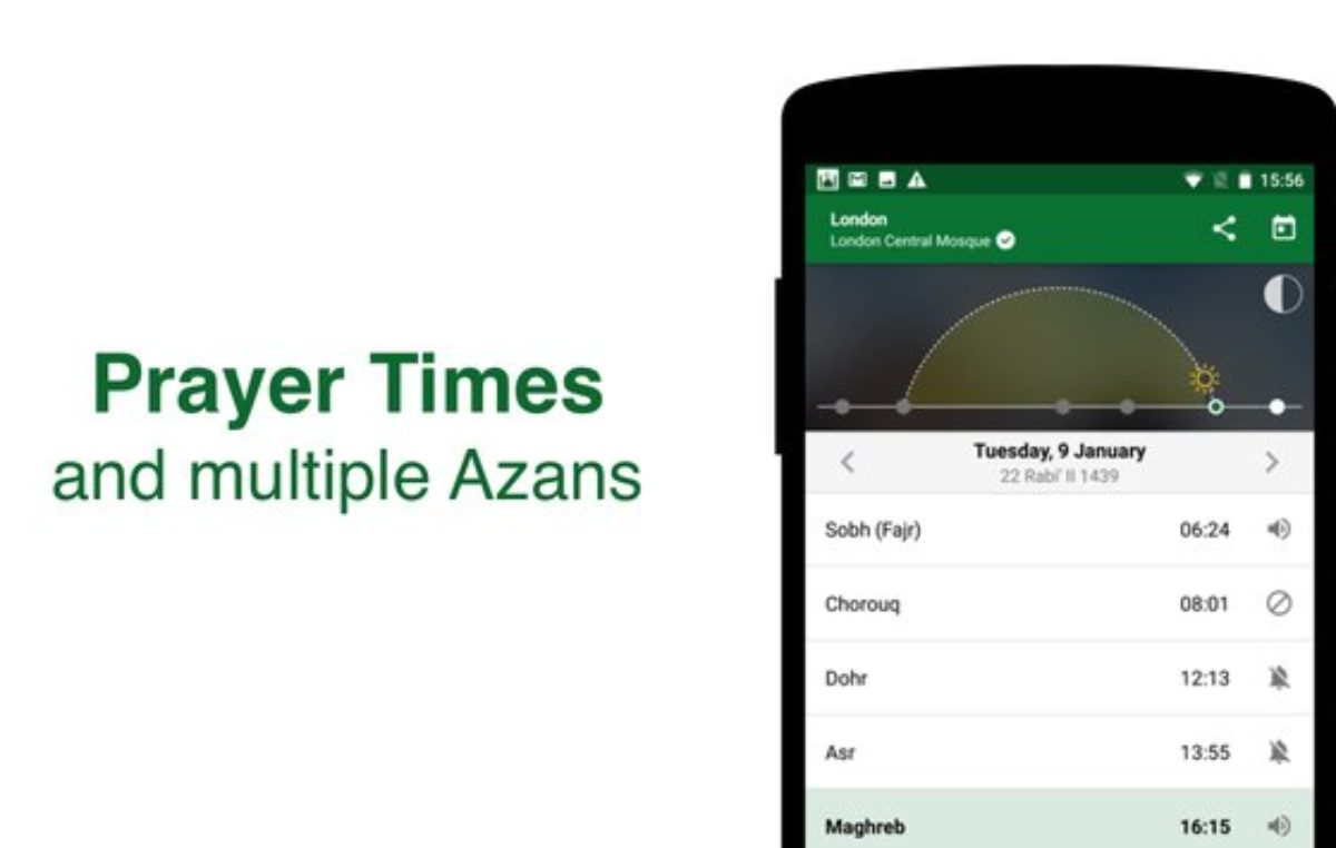 Top Muslim Android apps to guide you through Ramadan 2018