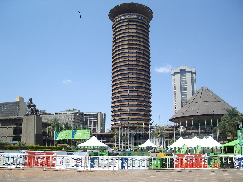 Kenyatta International Convention Centre (KICC)