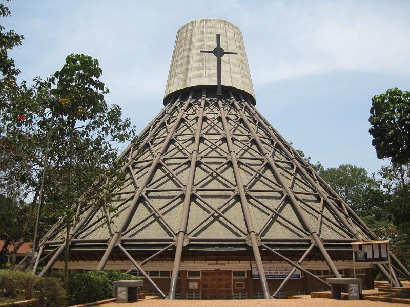 Uganda Martryr's graphics