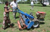 Walking tractor changing the face of agriculture in Uganda