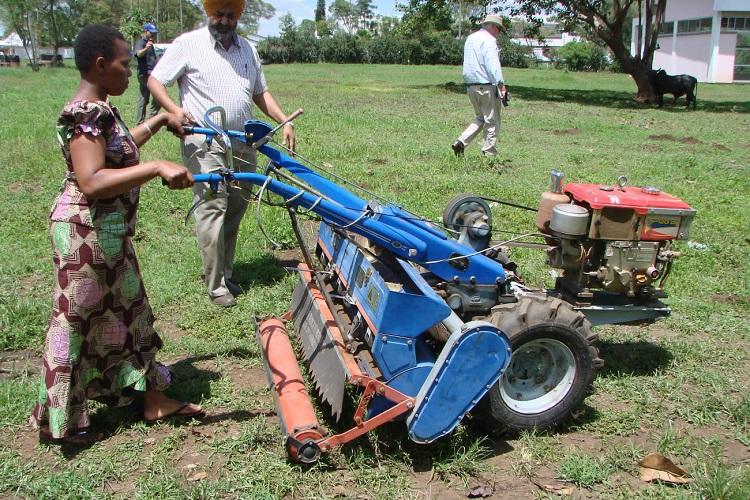 Agri-tech in Uganda