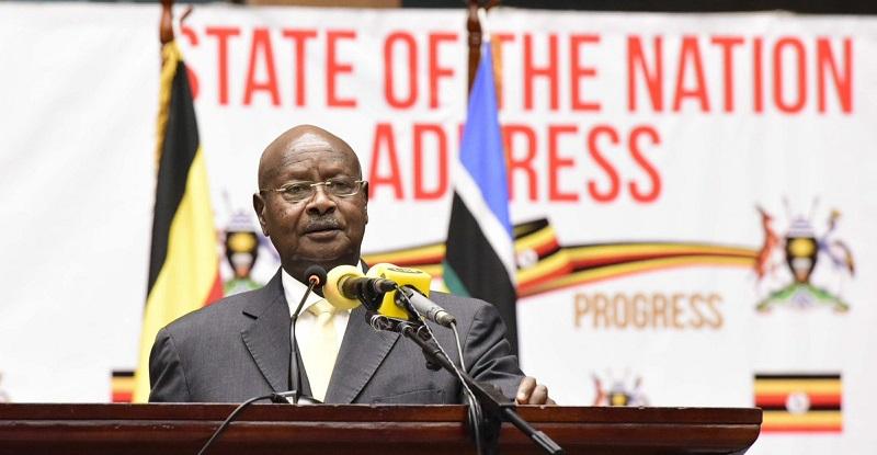 Museveni ICT