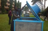 Makerere don makes milk cooling machine