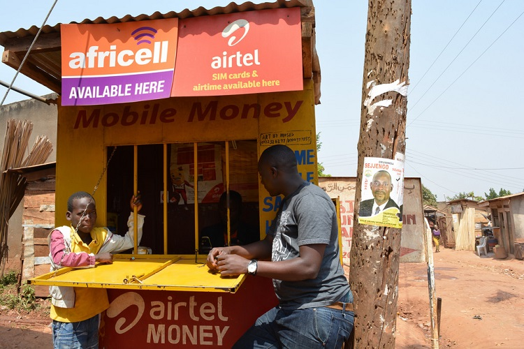 Mobile money tax in Uganda