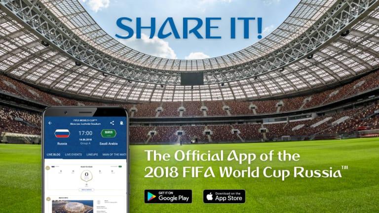 fifa app from fifa.com