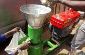 Pellet machine turning around dairy farmers' fortunes