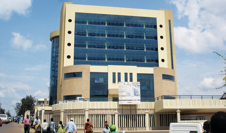 Bank of Kigali head offices