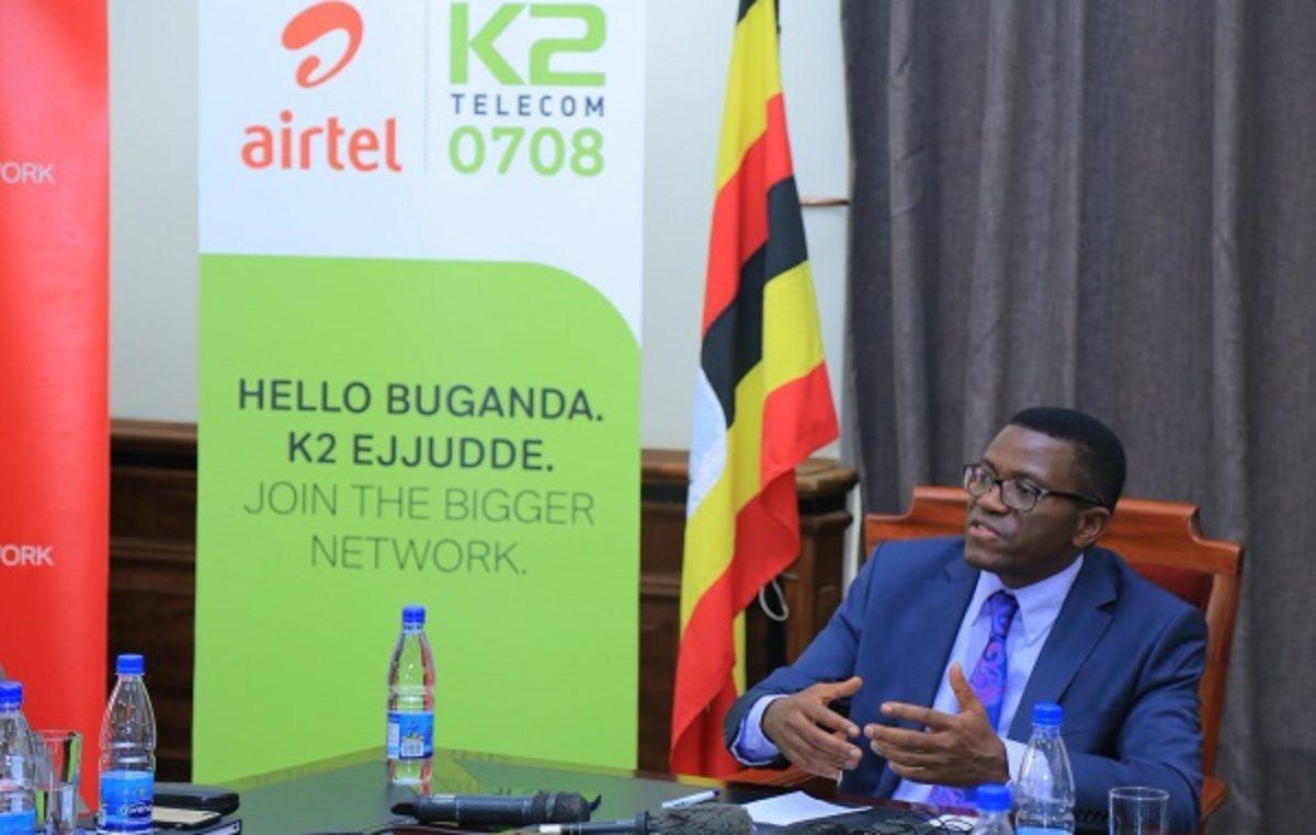 Airtel, Buganda partner to revamp K2 Telecom