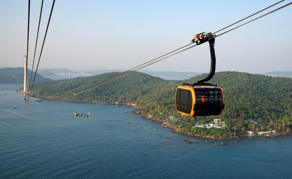 Cable cars in Kenya