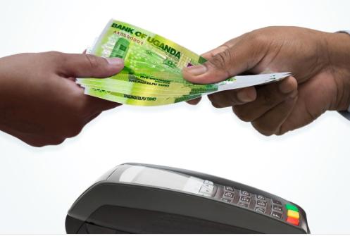 Agent banking in Uganda