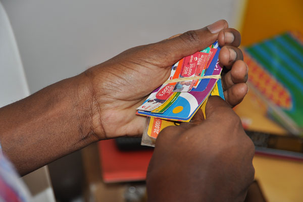 Ban of airtime scratch cards in Uganda