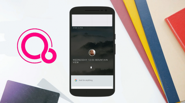 Google is reportedly working on a new operating system, Fuchsia, to replace Android