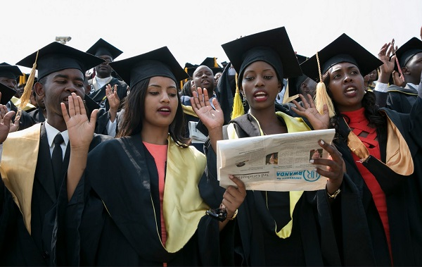 Rwanda skills database for graduates