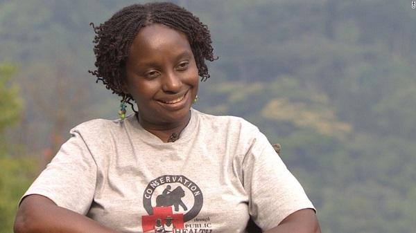Dr Gladys Kalema-Zikusoka