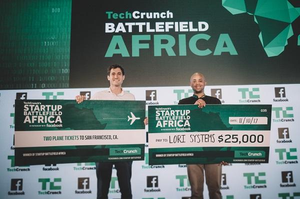TechCrunch startup battlefield