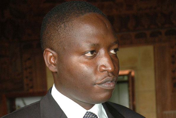 Junior Finance Minister David Bahati