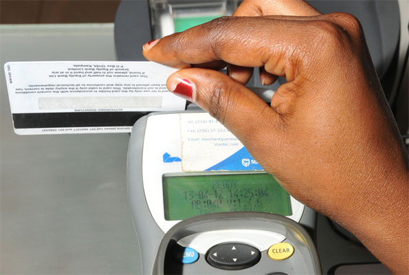 electronic payment systems in Uganda