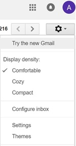 Gmail updates