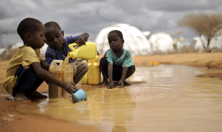 Facebook and Red Cross fight cholera in Africa