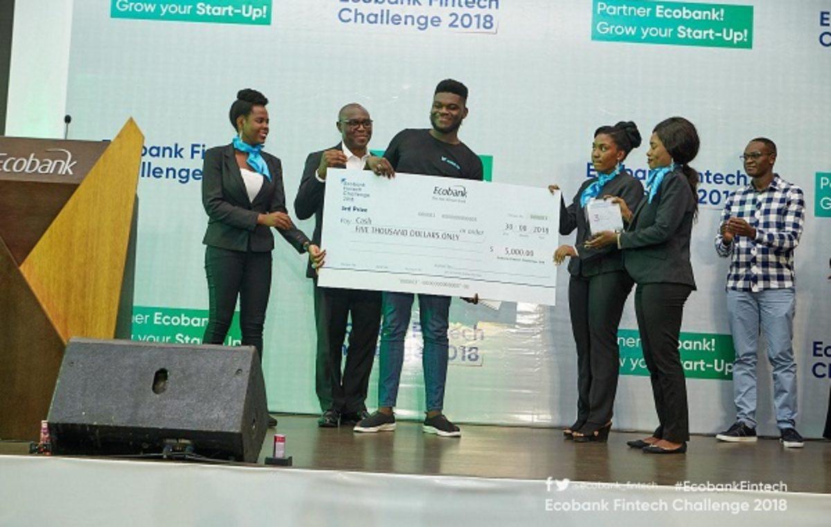 Ecobank announces winners of Shs83m fintech challenge