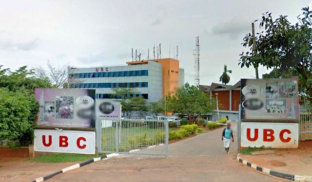UBC head offices