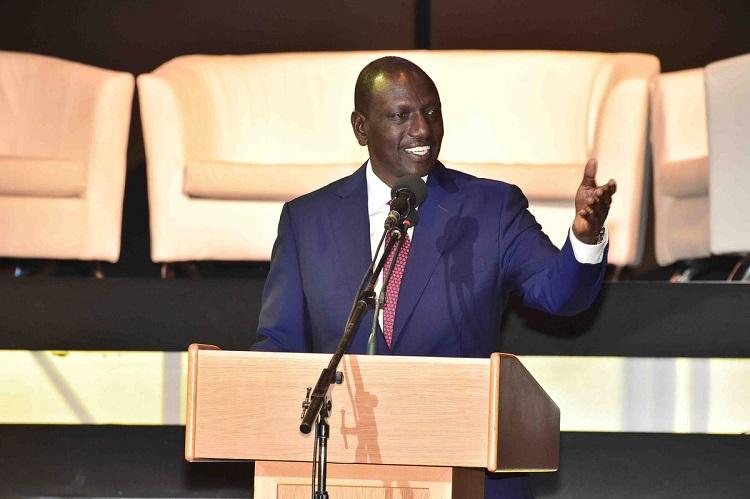 William Ruto in Uganda