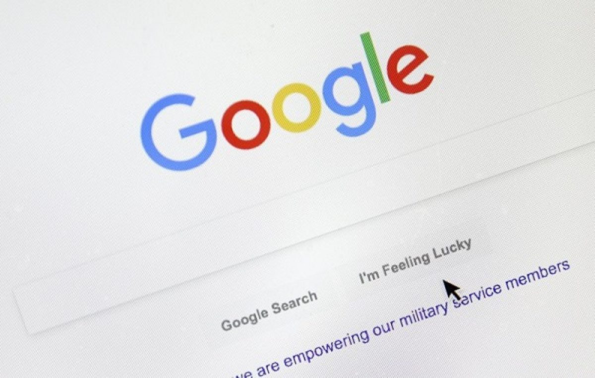 How Google search results work