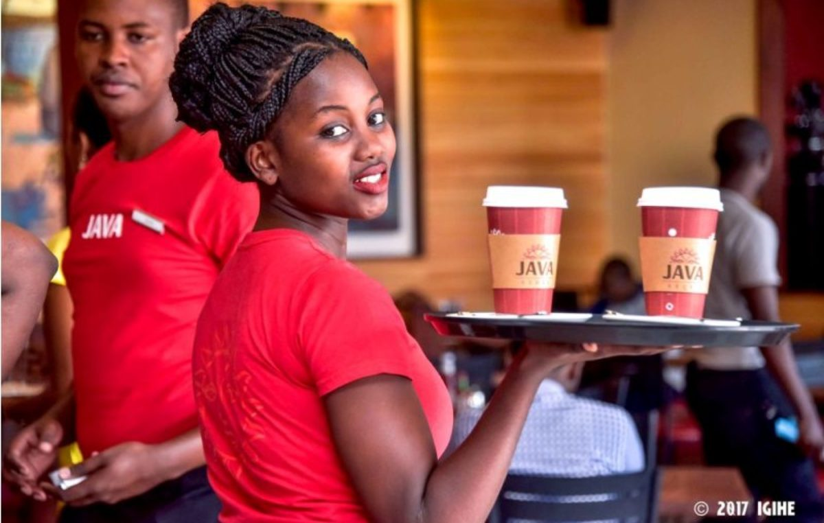 Java House signs expansion deal with China's Green Chain