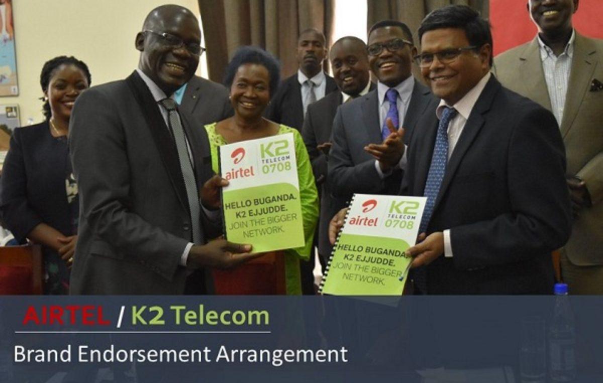 UCC explains Airtel 'takeover' of K2 Telecom
