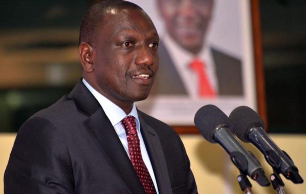 Kenya's William Ruto to grace Young Achievers Awards ceremony