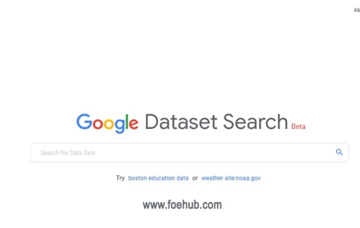 Google unveils new search engine for locating datasets online