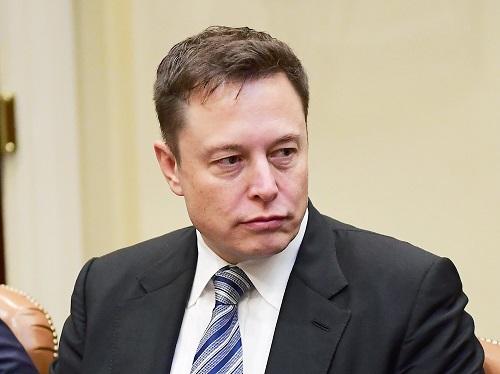 Elon Musk Tesla Chairman