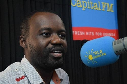 Eric Mununuzi, copywriter Uganda