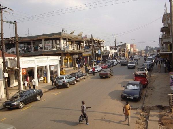 Mbarara town