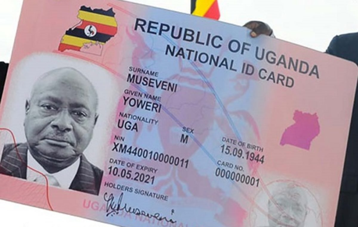 How to correct your National ID information in Uganda