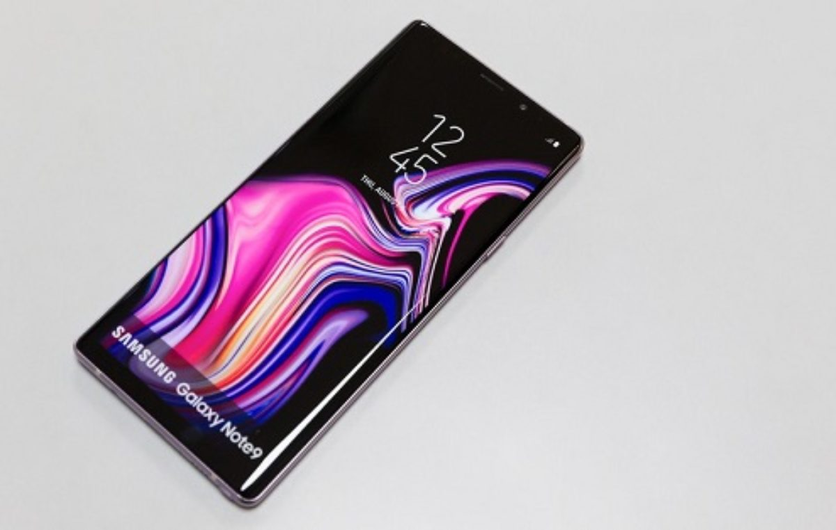 Galaxy Note 9 reportedly catches fire in woman's purse
