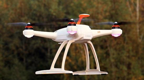 Drones in Uganda