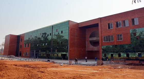 Audiovisual school in Rwanda