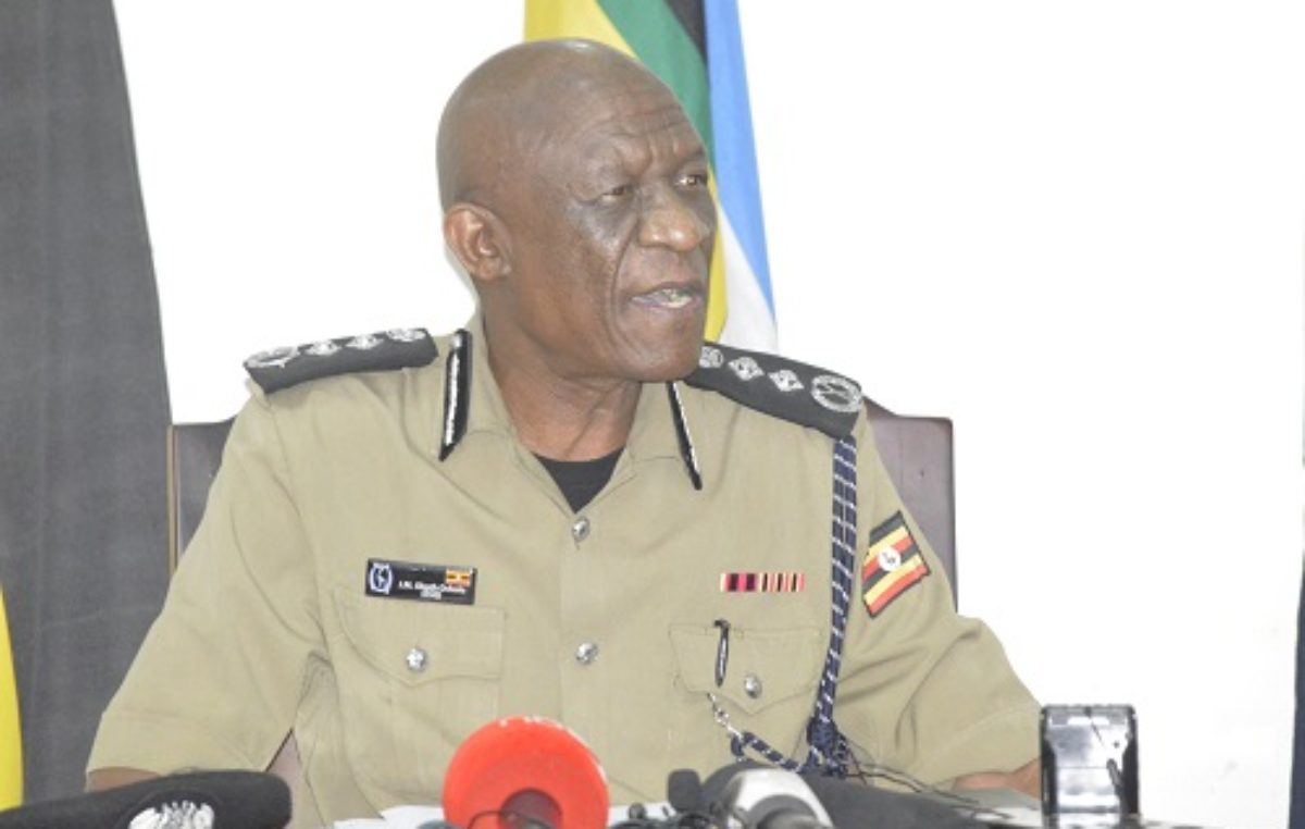 Ochola cautions commanders as countrywide police phone lines are unveiled