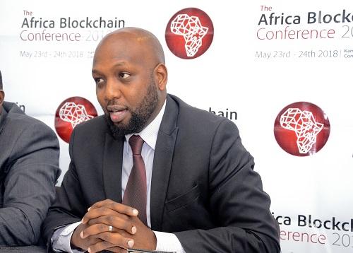 Kwame Rugunda, president Blockchain Association of Uganda