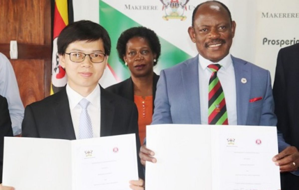China's Tsinghua University to build forensic laboratory at Makerere