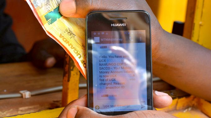 Mobile money tax collections