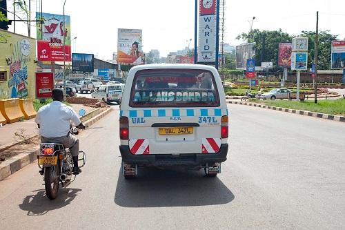Old cars Uganda