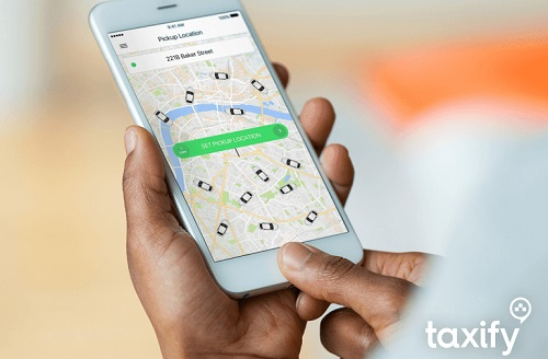 Taxify overtake Uber in Africa