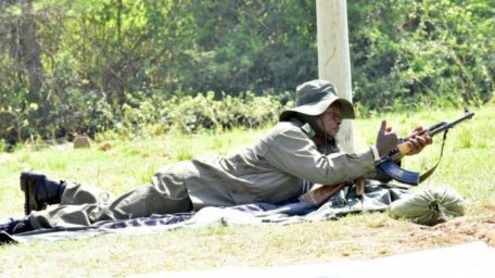 Police commences fingerprinting of guns countrywide