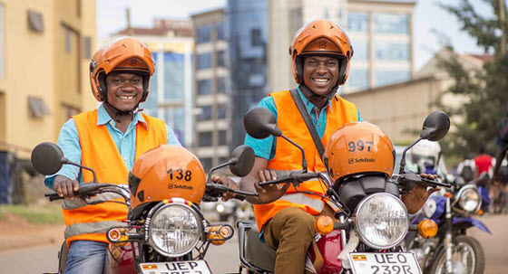 SafeBoda among 2018 AppsAfrica award winners