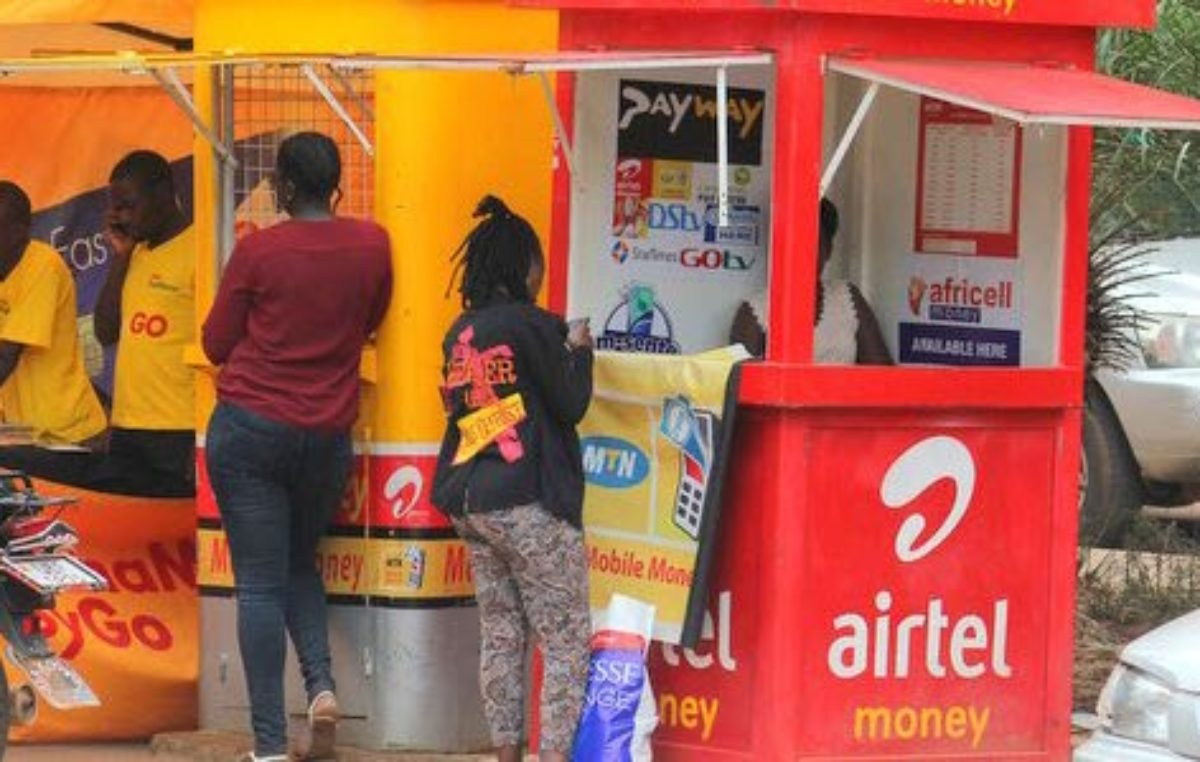 In Uganda, Airtel money charges in 2018, including mobile money to bank rate