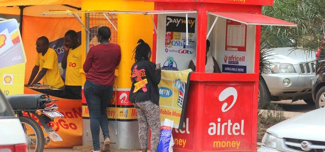 URA mobile money tax collections